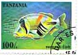 Fish Stamps